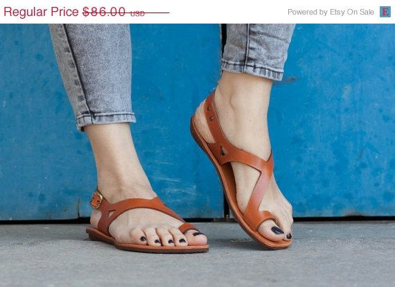 Sale 20% OFF, Camel Leather Sandals,Asymmetric Sandals, Summer Shoes, Camel Sandals, Flat Sandals by BangiShop on Etsy https://www.etsy.com/listing/230487387/sale-20-off-camel-leather