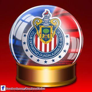 NombresEloisa.Blogspot.mx: Molde Chivas