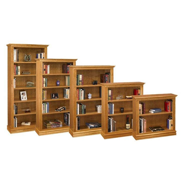 A & E Monticello Cherry Bookcase - CHERRY36