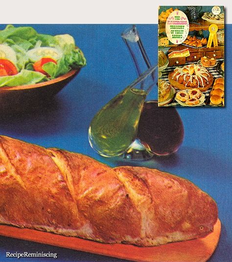 French Bread / Franskbrød