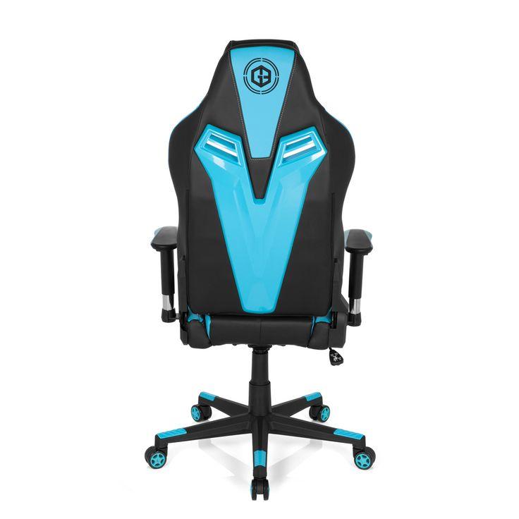#Gaming #Stuhl / #Bürostuhl #Sportsitz #GAMEBREAKER by hjh OFFICE #SX03 #blau #blue #backside #rückseite #furniture #gaming stuhl #gamingchair #progamer #style #design #chair #officechair #office #gamingsetup #callofduty #gamer #racing #rennsitz #racer #league #need #red #schwarz #ergonomisch #buerostuhl24.com #chefsessel #boss