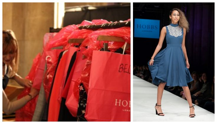Hobbs have featured a plethora of stylish and sophisticated looks on the #SAFW catwalks. This year the St. Albans branch was named Hobbs store of the year 2014.