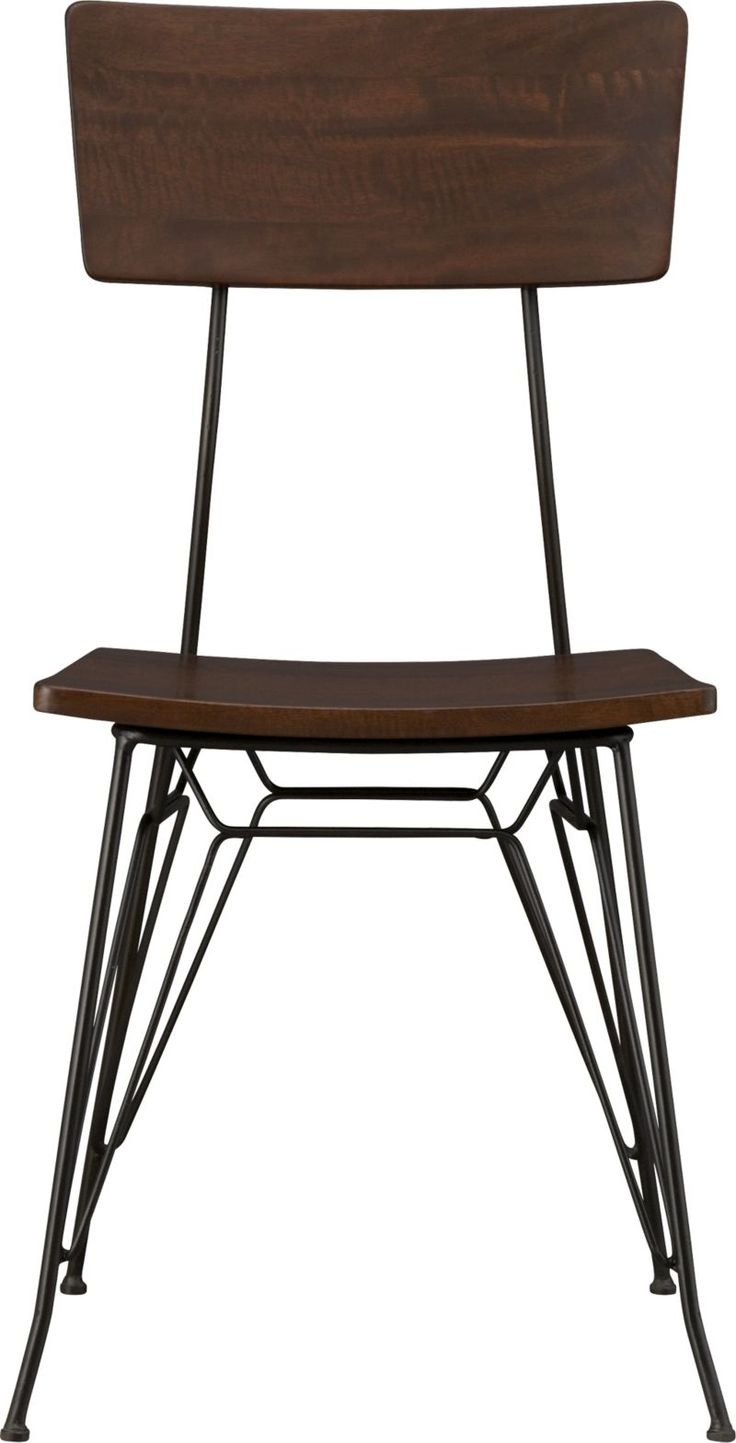 Elston Side Chair    Crate and Barrel