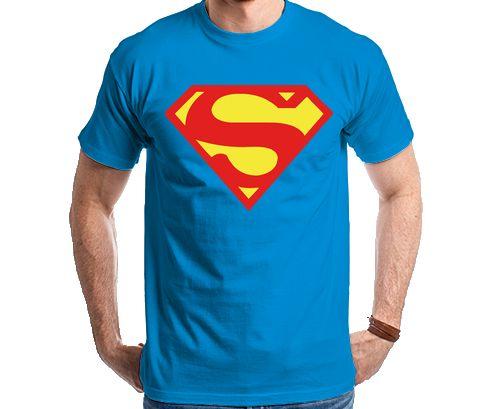 Superman Christopher Reeve (1978) Tee Tshirt Camiseta Camisa