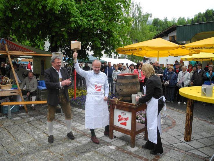 18. Kaiserwinkl Kasfest in Kössen