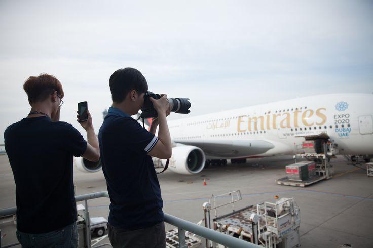 인천공항공사 에뉴얼 리포트 촬영 현장실습