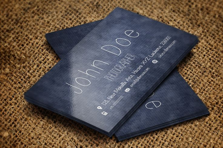 You will get $1 each time you share. Handmade Business Card