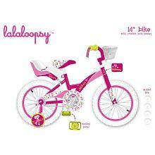 14in lalaloopsy bike
