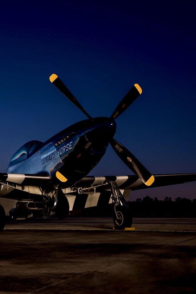 P-51D Mustang © warbirdsnews