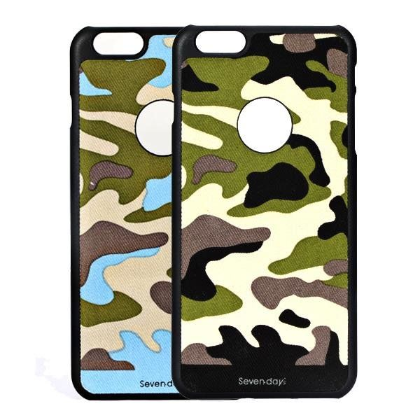 SEVENDAY'S Camouflage Protective Case For iPhone 6 Plus 6S Plus…