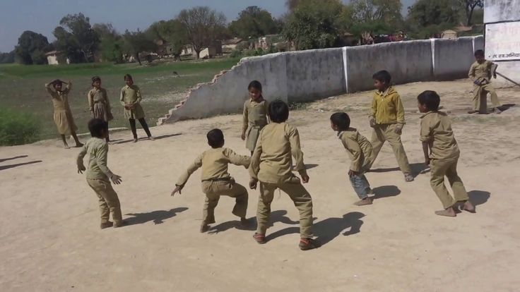 boy vs girl kabaddi match