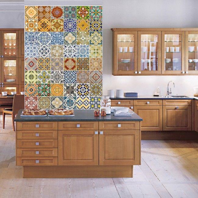 17 melhores ideias sobre azulejos vintage no pinterest for Azulejo sobre azulejo