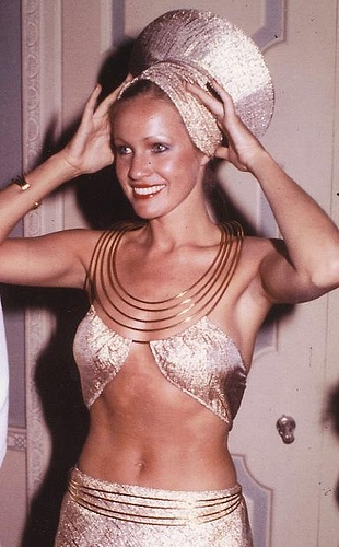 Vera Johns   Miss South Africa 1975