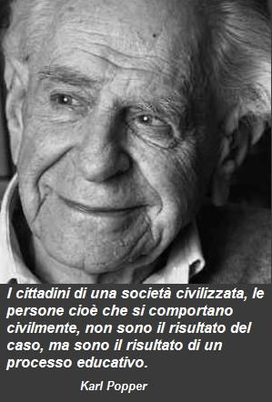 Karl Popper dixit