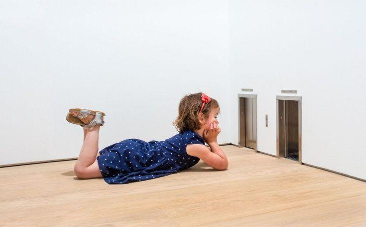 Museum Voorlinden in Wassenaar is ideaal om met kleine kinderen te bezoeken: groot, licht en luchtig vol kunst met een knipoog.