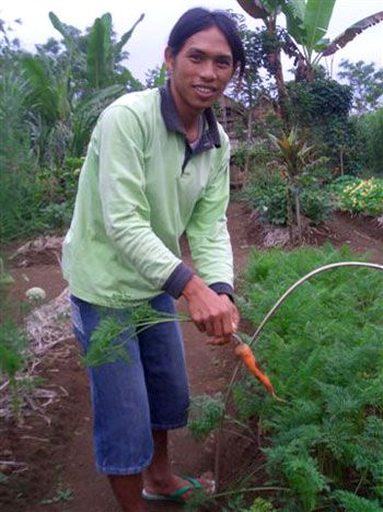 The Organic Farm Bali - Contact