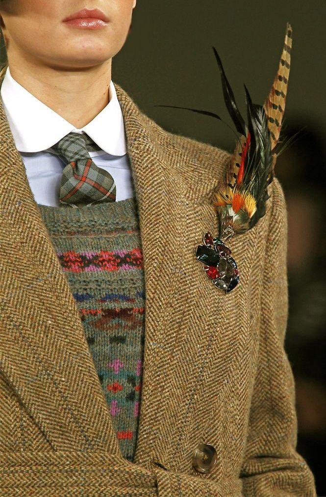 Ralph Lauren Autumn/Winter 2012-13 Ready-To-Wear                                                                                                                                                     More