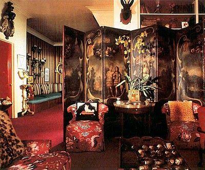 5 Ws of Design: 5Ws of… Diana Vreeland's Living Room