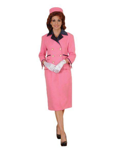 Jackie Kennedy Costume: Jackie Kennedy Costume, Pink Lady