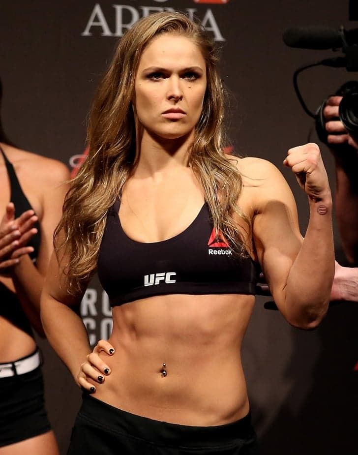 Pin for Later: We Are Obsessed With Ronda Rousey's Response to Body Shamers