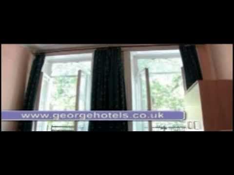 Cheap Hotels in London near Kings Cross St Pancras -- www.georgehotels.co.uk