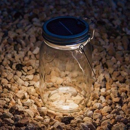 decovry.com - Consol | Retro Lamp op Zonne-energie