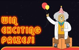 What's Up Germany presents science quiz to win exciting prizes.