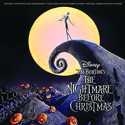 Christmas Songs And Album: Various Artists-The Nightmare Before Christmas Vinyl New -> BUY IT NOW ONLY: $27.25 on eBay!