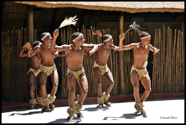 Rhythm runs through our veins. We dance in joy, we dance in anger.