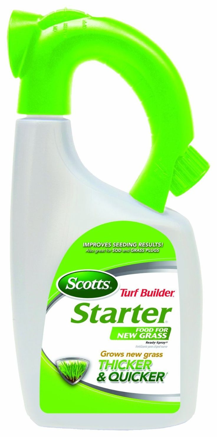 Scotts 23100 Turf Builder Starter Fertilizer, 32 Oz