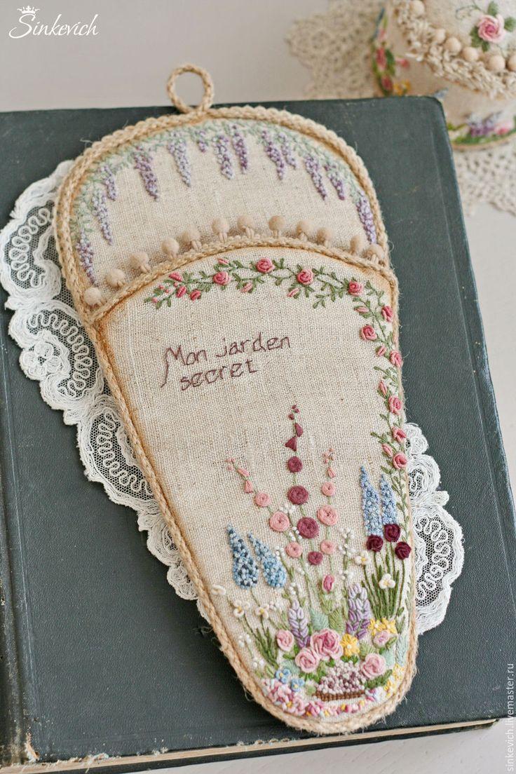 Ribbon embroidery bedspread designs -  Inspirations Magazineribbon Embroideryembroidery Patternsneedleworksewing