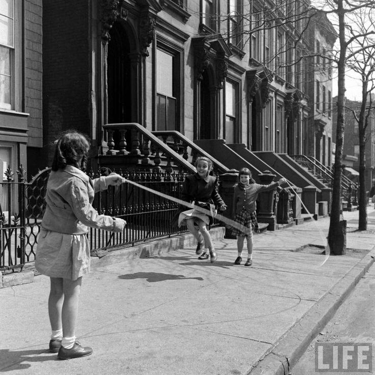 Brooklyn 1949 by ralph morse 1950s