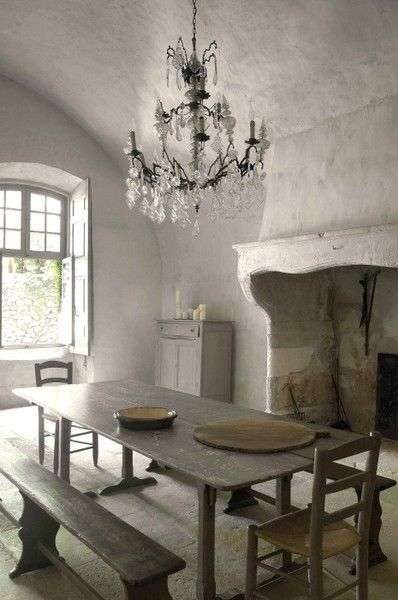 Fabulous French fireplace and oh that chandelier
