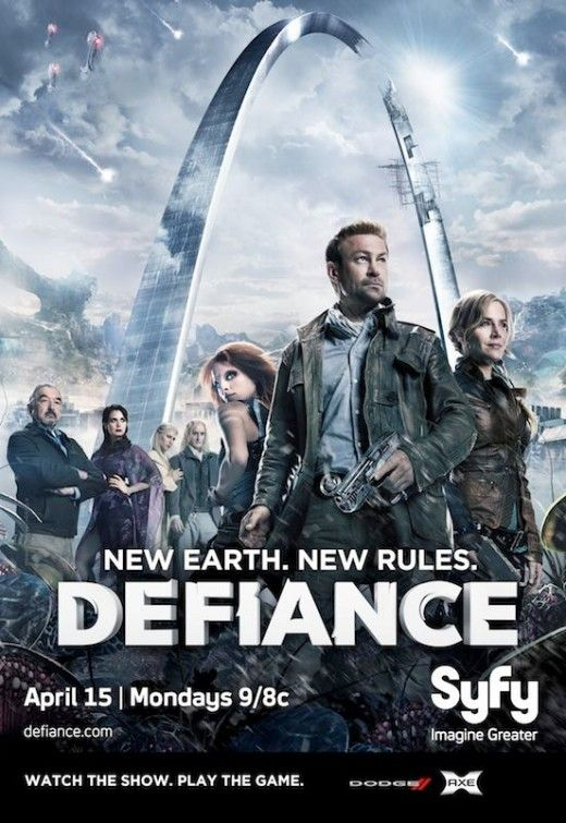 Defiance TV Poster #2 - Internet Movie Poster Awards Gallery - still assessing my verdict on this one
