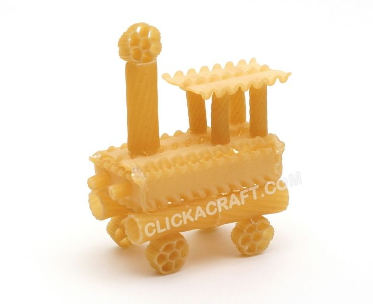 Image detail for -Macaroni Locomotive Art Project - Cool Crafts for Children to Make