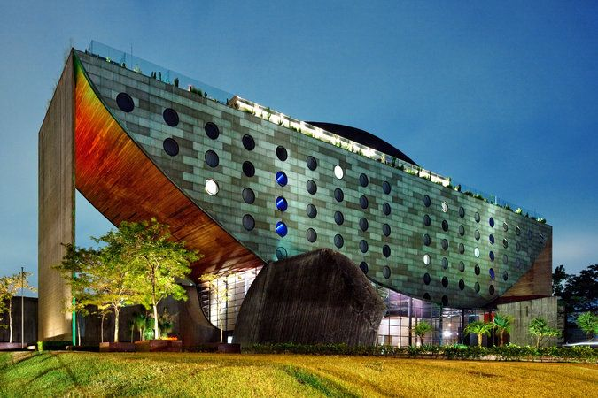 Hotel Review: Hotel Unique in São Paulo, Brazil - NYTimes.com