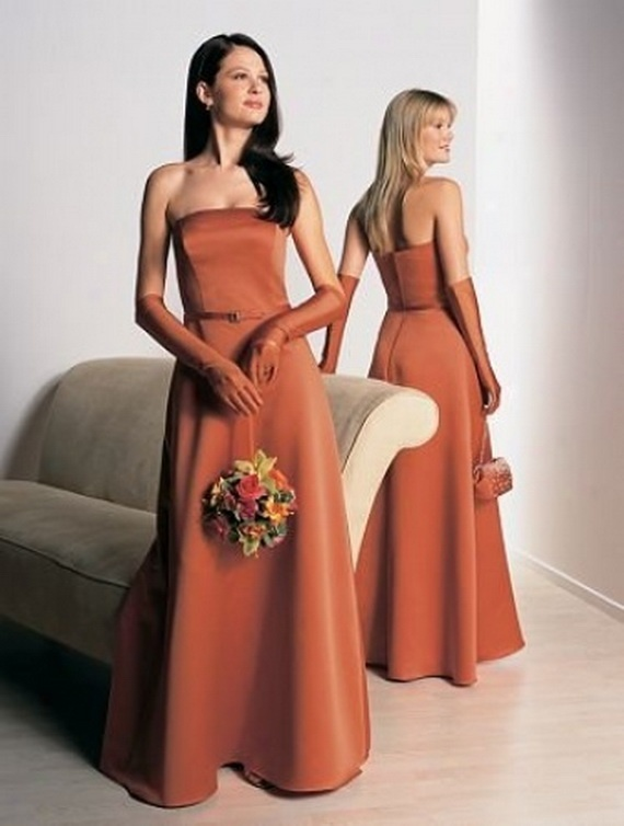 ##bridesmaid in orange  Black Blazer  #2dayslook # new style fashion #Blazerfashion  www.2dayslook.com