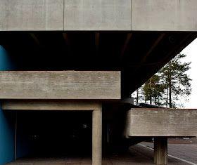 Moderni arkkitehtuuri ja Urbaanit miljööt. Modern architecture and Urban environments.
