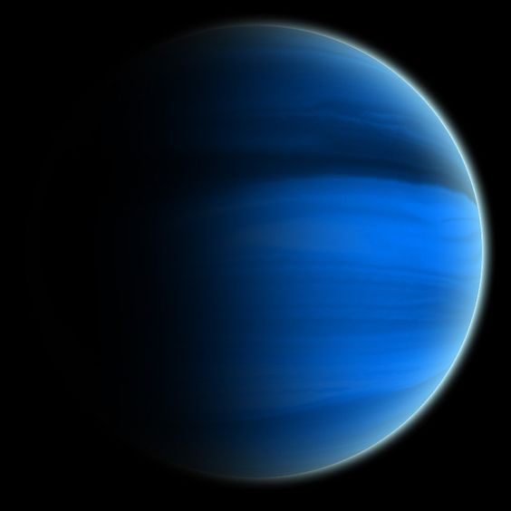 Neptune: Planet of seas - Last of Solar System's giants - Before smaller worlds