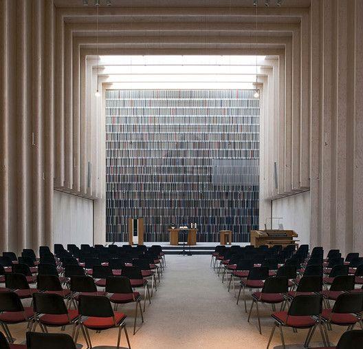 Immanuel Church,© Thomas Mayer