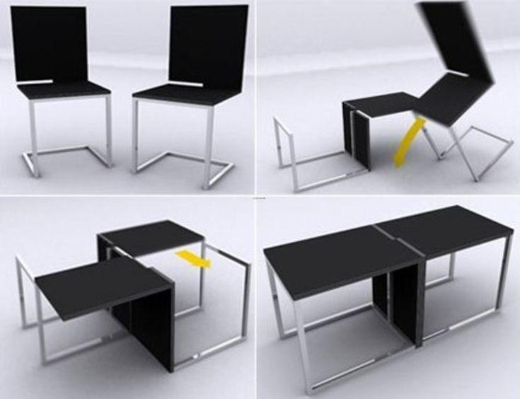 Space Saving Furniture Design