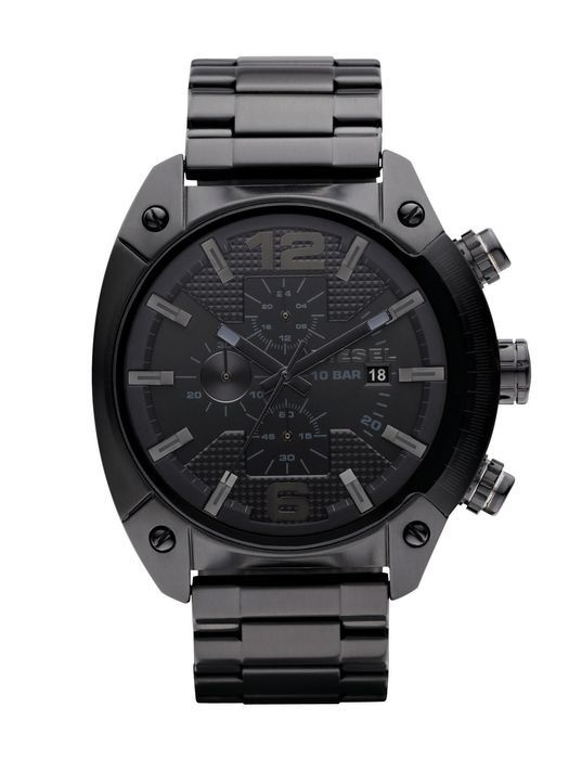 Diesel DZ4223 Men's Analog Black Dial Watch