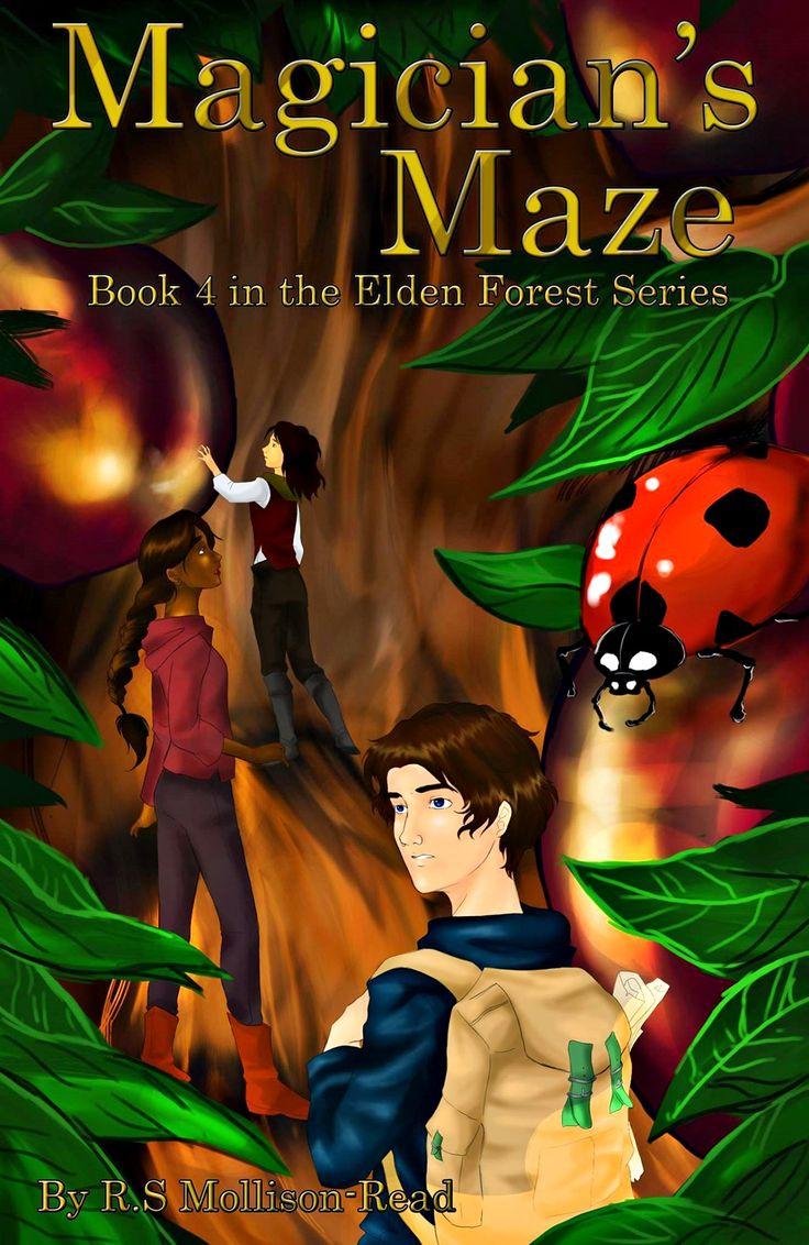 Magician's Maze By Rs Mollisonread