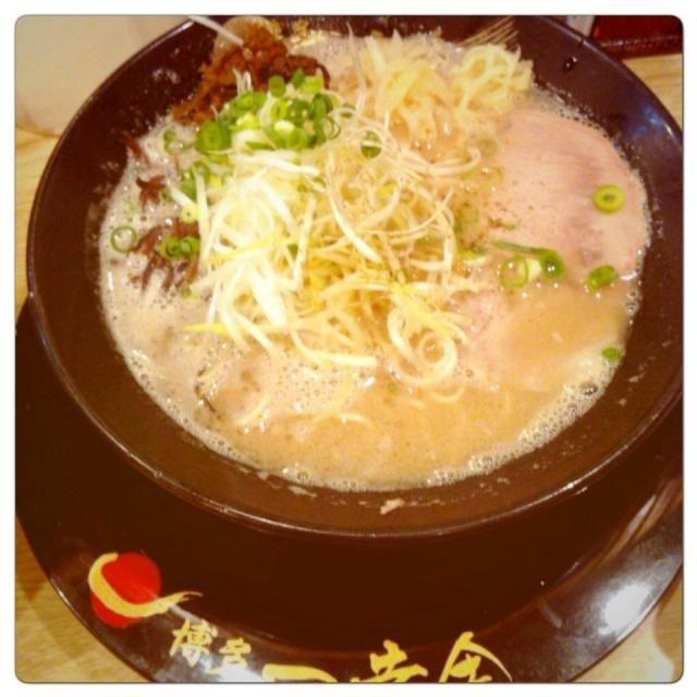 京都でとんこつ!京都のおすすめラーメン