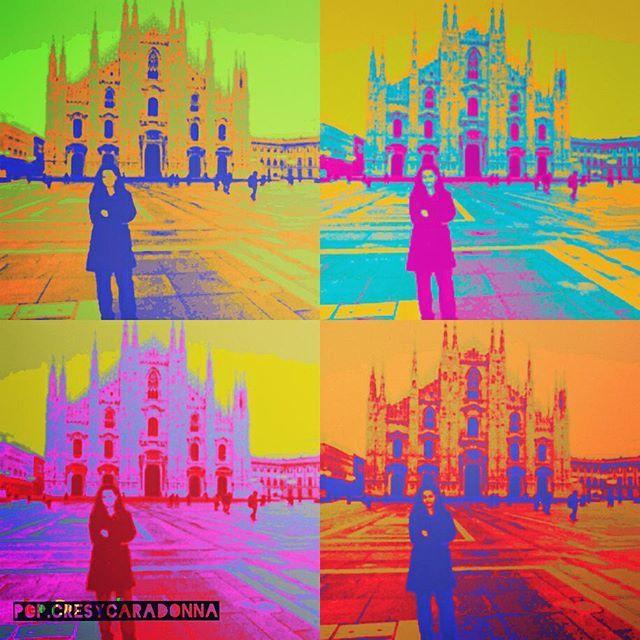 MILANO #popart #milanocityufficiale