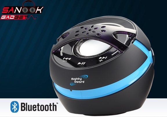 Might Dwarf : Blue II Bluetooth  Sanook Gadget Thailand