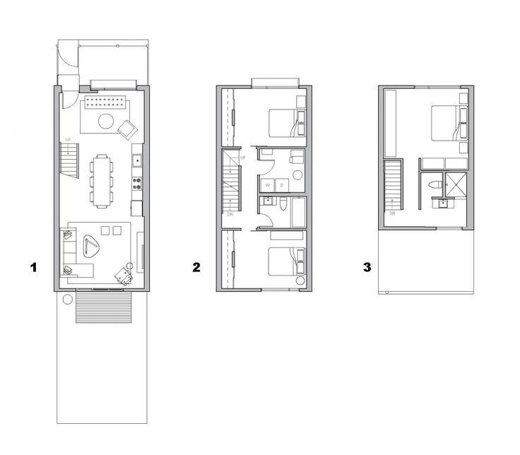 Flexhouse / Interface Studio Architects + Sullivan Goulette & Wilson