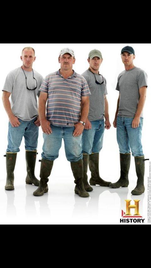 The Landry Boys - SWAMP PEOPLE