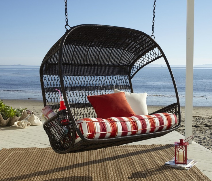 Double Your Outdoor Fun With The Double Swingasan® I Love Pier One Imports!
