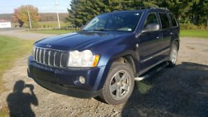 Jeep grand cherokee limited 2005 4500$